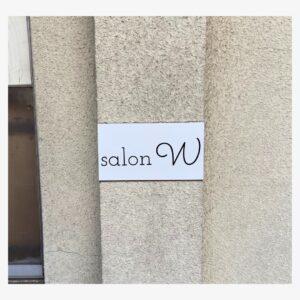 salonW看板